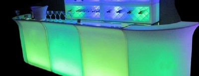 LED In- & Outdoor Lounge