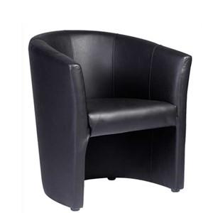 Lounge sessel schwarz  Loungesessel schwarz | Classic black Lounge | Loungemöbel mieten ...