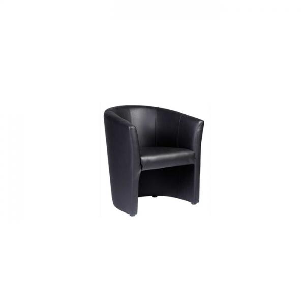 Loungesessel schwarz | Möbel | Loungemöbel | Classic black Lounge