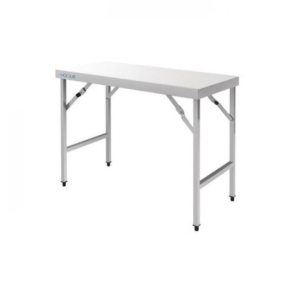 Arbeitstisch Küche Edelstahl | Edelstahl Arbeitstisch Klappbar 180 X 60 X 90 Cm Kuche