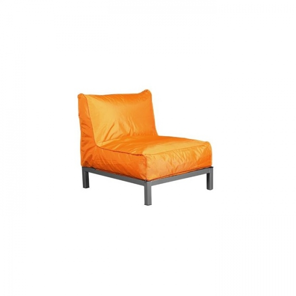 Sessel VIVA orange | Möbel | Loungemöbel | VIVA In- & Outdoor Lounge