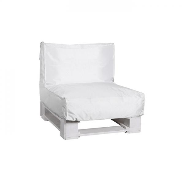 Sessel Streetpop Up Weiß Möbel Loungemöbel Classic White Lounge