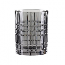 Tumbler HIGHLAND Square Smoke 34,5 cl; H 10,2 cm, Ø 8,2 cm (VE 24)